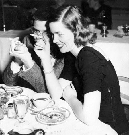 Ed and Julia April 1943